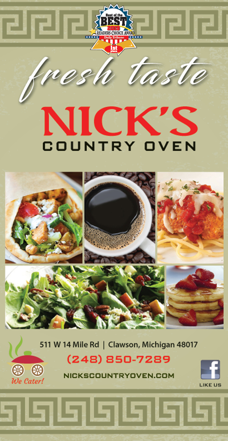 Nicks Country Oven Nicks Country Oven